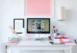cute office desk. Beautiful Cute Work Desk Ideas White Office Wonderful On And Cute Nook Decorating A Brint  Co 8 Intended