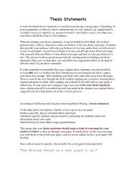 narrative essay thesis examples com narrative essay thesis examples 8 resume ideas about how to write astounding statement