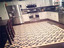 excellent idea area rugs for kitchen ter cotton throw
