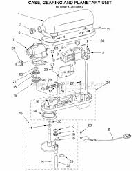 Contemporary wiring diagrams for sunbeam mixers mold wiring kitchenaid mixer replacement parts awesome top design ideas