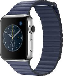 product images gallery apple watch series 2 42mm stainless steel case leather band