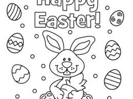 37 Happy Spring Coloring Pages Easter Coloring Pages Best Coloring