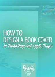 how to design a book cover in photo and apple pages free apple pages book