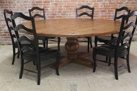 Black Round Kitchen Tables Round Kitchen Table 6 Chairs Best Kitchen Ideas 2017