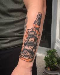 Betsy Ebsen Ghost Light Tattoo Parlor