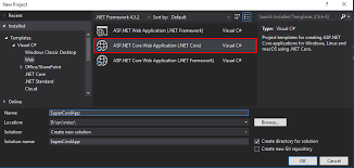 How to build an Angular Application with ASP.NET Core in Visual ...