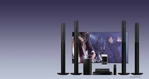samsung home theater with wireless rear speakers. play your portable music samsung home theater with wireless rear speakers