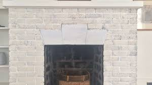 How To Whitewash Brick How To White Wash Brick For A Fresh New Look Diy Home Tutorial