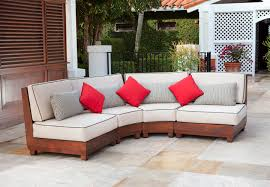 customizable reconfigurable outdoor seating hand crafted for a luxury palm beach hotel