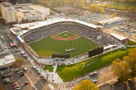 Charlotte Knights Play Opening Game At Bb T Ballpark