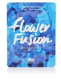 <b>Flower Fusion</b>™ Hydrating Sheet Mask - <b>Lavender</b> | <b>Origins</b>™ | M&S