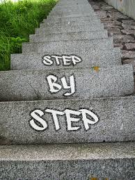 Kuvahaun tulos haulle step by step
