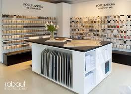 Tiles Showroom Design Ideas Porcelanosa Showroom By Rabaut Design Associates Kitchen