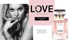 love the iconic scent