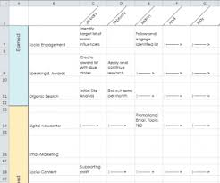 Updated Annual Marketing Plan Template