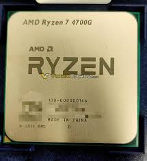 Гибридный <b>процессор AMD Ryzen</b> 7 4700G протестирован в ...