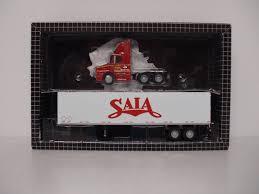 pem tonkin volvo saia motor freight w van trailer new in box m78504 1840106911