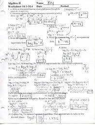 pice hall algebra 2 worksheet answers