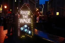 Wage Lighting Design The Fight For A Global Minimum Wage