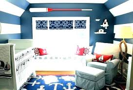 nautical themed room ideas baby boy nursery bedding theme rooms living s