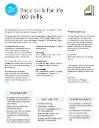 Organizational Ability Job Skill Worksheets Organizational Skills For Middle School