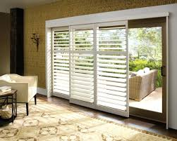 shutters for sliding glass doors blinds exterior plantation sliding glass door with blinds pella sliding glass