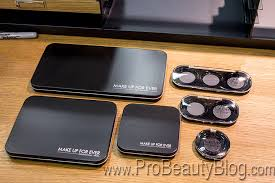 first look make up for ever s 200 new artist shadow eyeshadows and empty magnetic palettes