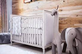 transitional nursery with rustic wood wall 2015 fresh faces of design awards hgtv baby furniture rustic entertaining modern baby