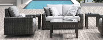 outdoor wicker patio furniture. SANTA CRUZ Outdoor Wicker Seating Collection Patio Furniture U