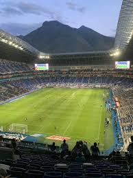 Photos At Estadio Bbva Bancomer