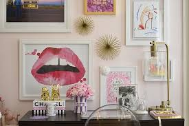 amazing girly office decor design decoration pink desk home cute decorating idea game