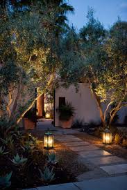 20 landscape lighting design ideas