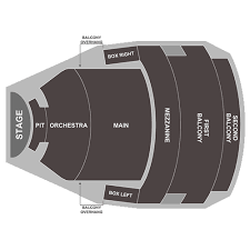 The Lerner Theatre Elkhart Tickets Schedule Seating