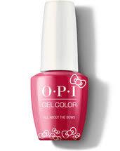 Gel Nail Polish Gel Polish Colors Opi