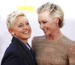 Ellen And Portia Portia De Rossi Ellen Degeneres Buy New Condo Amid Breakup Rumors