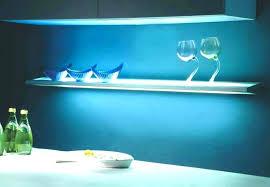 glass shelf lighting. Led Glass Shelf Lighting Shelves Fixtures Modern Kitchen Decor Remodeling Designs N