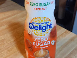 International delight sugar free now has a new name and a new look: Hazelnut Sugar Free Coffee Creamer Nutrition Facts Eat This Much