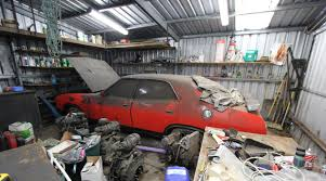 holy moth the story of a perfect falcon barn find