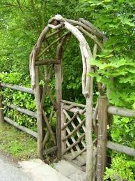 full image for coppice creations rustic garden furniture and fencing from the wyre forest wooden garden