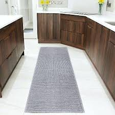 bath rug runner x kitchen bathroom floor mat extra long rugs carpet image 1 of 5