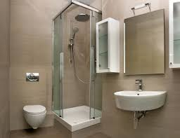 bathtub design aweosme small space bathroom design featuring corner shower stall with sliding tempered glass door