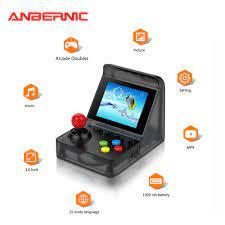 ARCADE MINI Tốt Nhất Phổ Biến 32 Bit Mini Arcade Mini Retro Tay Cầm Cầm Tay  Di Động Cổ Điển Máy Chơi Game Cầm Tay 520 Trò Chơi|Máy Chơi Game Cầm Tay