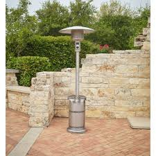 table heater. mosaic patio heater with table - view number 4