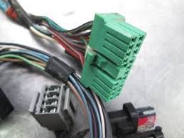 door wire wiring harness driver left ford mustang gt 99 00 01 02 03 door wire wiring harness