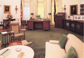 Recreating oval office Presidential Center Fig Time Magazine Almost Exactly Amy Kulper