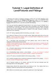 V Block Fixture Design Tutorial 1 Land Law Land Law 7lw015 Wlv Studocu
