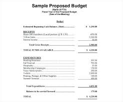 Restaurant Consulting Proposal Template Fresh Sample Budget Proposal