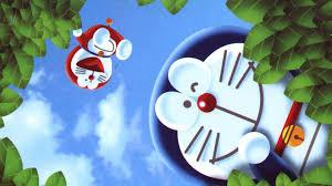 Doraemon Cute Wide Hd Desktop Background Wallpaper
