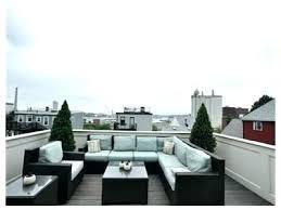 roof deck furniture. Rooftop Deck Furniture Roof Special Ideas Garden Home Designs . R