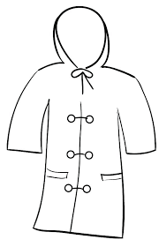 winter coat coloring page jacket pages for kids colouring winter coat coloring page jacket pages for kids colouring